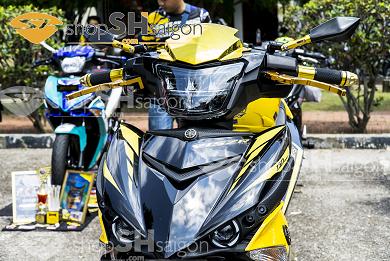 ShopShSaiGon.com Malaysia 16 - Phụ tùng chính hãng Zhipat – thương hiệu đến từ Việt Nam, duy nhất xuất hiện trong ngày hội của các Biker khu vực Đông Nam á.