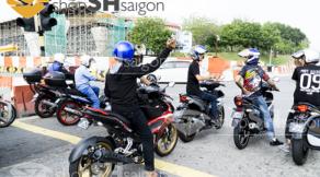 Zhipat thương hiệu Việt duy nhất trong sự kiện cho Biker Đông Nam Á 3