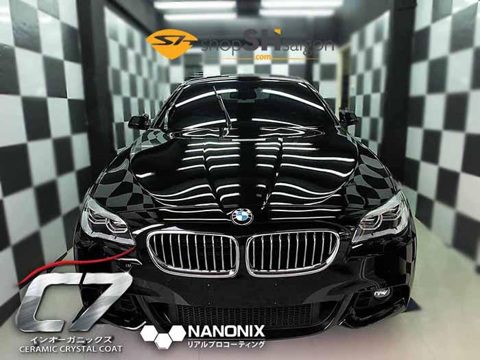 shopshsaigon.com nanonix c7 1 - Nano Coating bảo vệ xe cao cấp Nanonix 7SHIELD - Nhật Bản