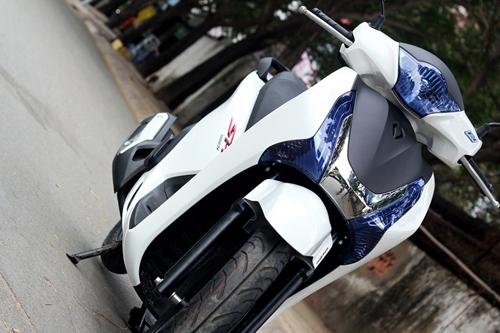 dan phim ppf cho xe may shopshsaigon.com  - Tại sao cần dán phim bảo vệ xe máy PPF