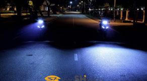 Ra mắt Đèn LED 2 tầng ZHIPAT cho xe Yamaha Exciter Sporty 2019Hệ thống đèn pha LED 2 tầng Yamaha Exciter Sporty 2019 1