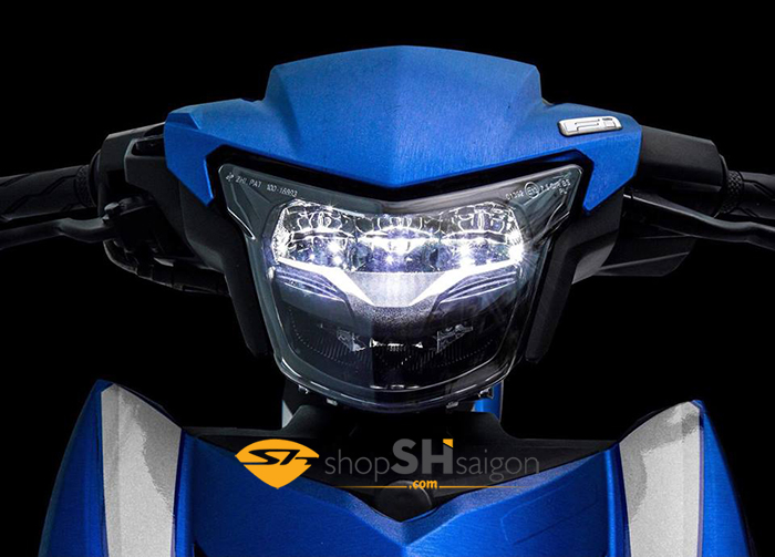 shopshsaigon.com led headlamp ex150 5 - Đèn Led 2 tầng EXCITER 150 2019 - Led Headlamp Sporty for EXCITER 150