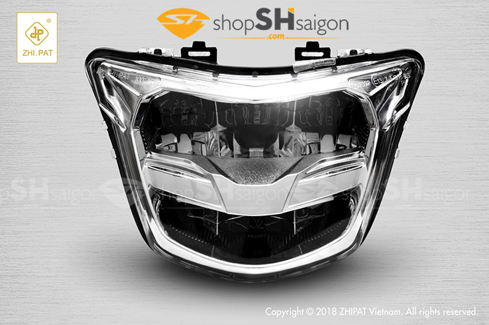 shopshsaigon.com led headlamp ex150 9 - Đèn Led 2 tầng EXCITER 150 2019 - Led Headlamp Sporty for EXCITER 150