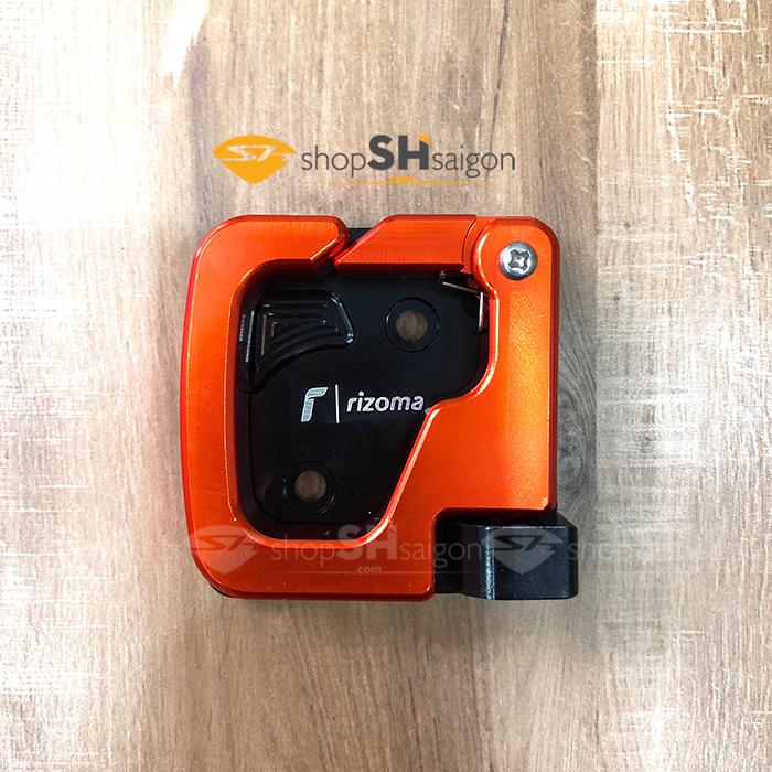 shopshsaigon.com moc treo do cnc danh cho sh cam - Móc treo đồ CNC Rizoma. Cao Cấp Gắn Cho SH