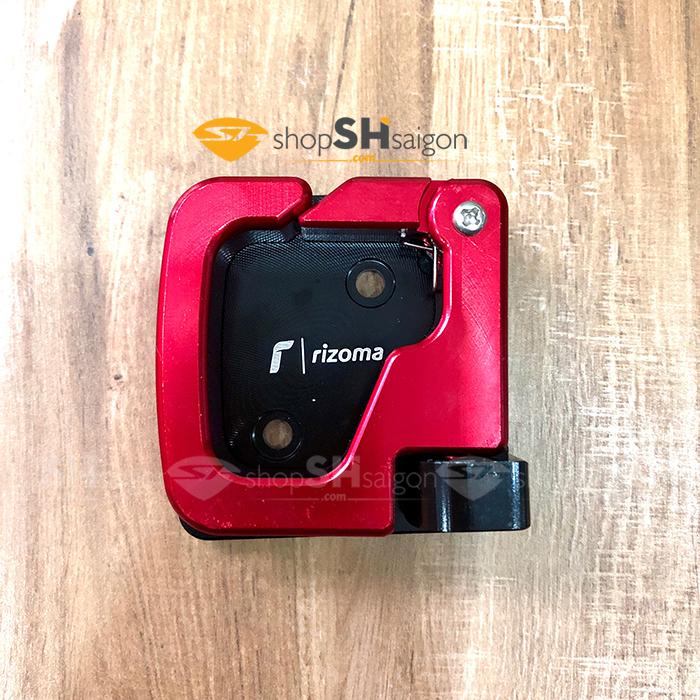 shopshsaigon.com moc treo do cnc danh cho sh do - Móc treo đồ CNC Rizoma. Cao Cấp Gắn Cho SH