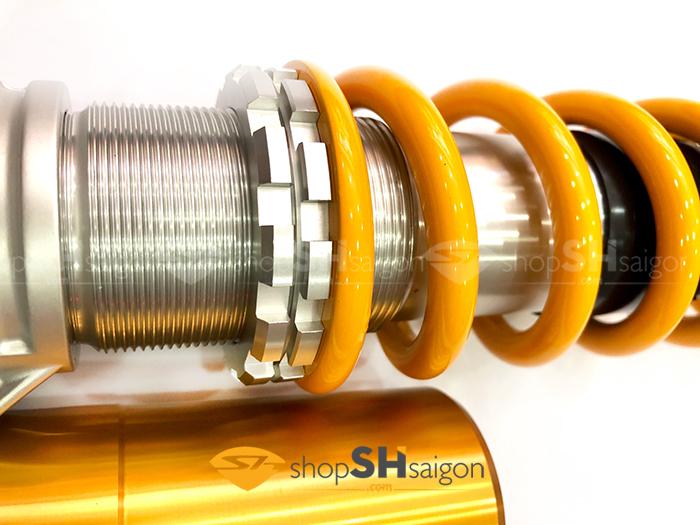 shopshsaigon.com phuoc ohlins vario ho545 5 - Phuộc OHLINS Vario/Click/SHmode HO 545 Chính Hãng