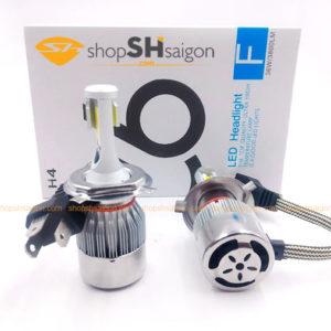 shopshsaigon.com led c6 1 300x300 - Đèn Led Headlight C6 Siêu Sáng