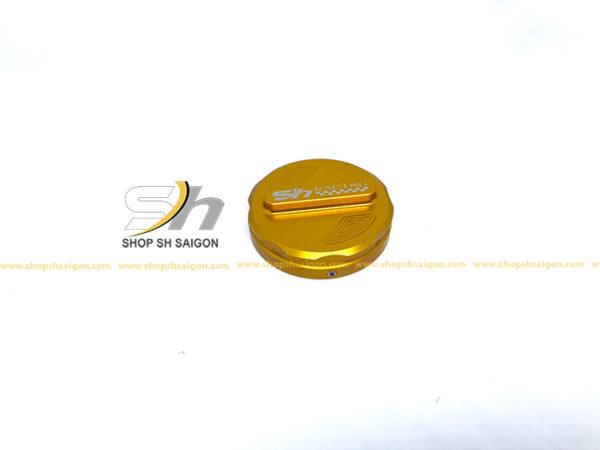 shopshsaigon com nap xang sh racing 2 600x450 - Nắp Bình Xăng Xe Máy CNC Sh Racing