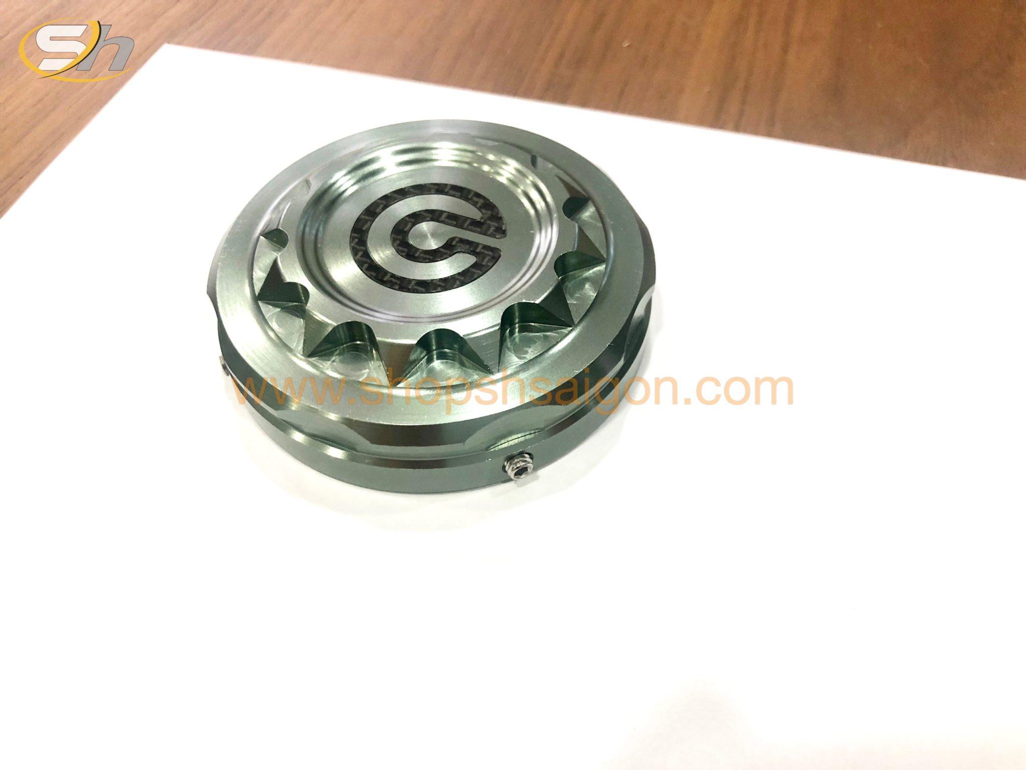 Nắp Bình Xăng CNC Brembo. Carbon 3