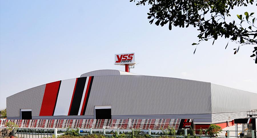 Nhà máy thứ 2 với diện tích 5000 m2