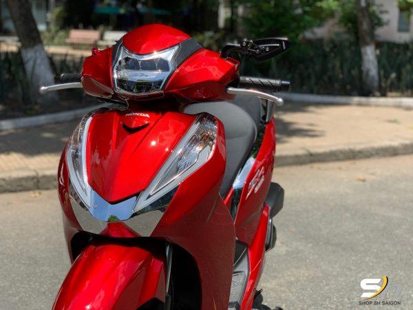 Honda SH 300i 2018 Đỏ Sơn độ Sporty cực đẹp mới nhất 2019 3