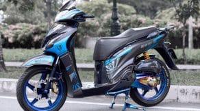 """Honda SH Ý độ siêu """"KHỦNG"""" gần 100 triệu của HOTBOY Sài Thành. 10"""