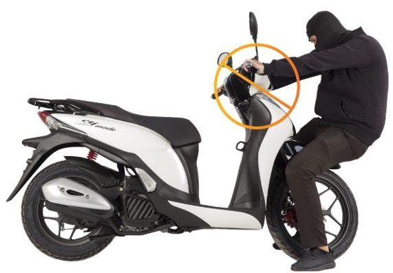 Tìm hiểu Khóa chống trộm xe máy tốt nhất hiện nay 2019 của Fox Pitech 3