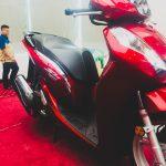 Sự kiện ra mắt dàn áo SH 300i độ full SH Việt 125/150i Z-EDITION 22