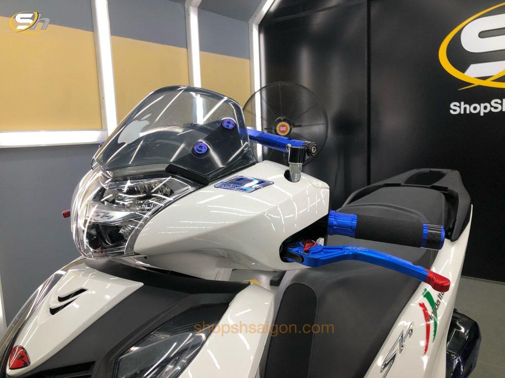 """Honda SH Việt phiên bản 2019 cùng với gói độ """"Kịch độc"""" tại Shop SH Sài Gòn. 2"""