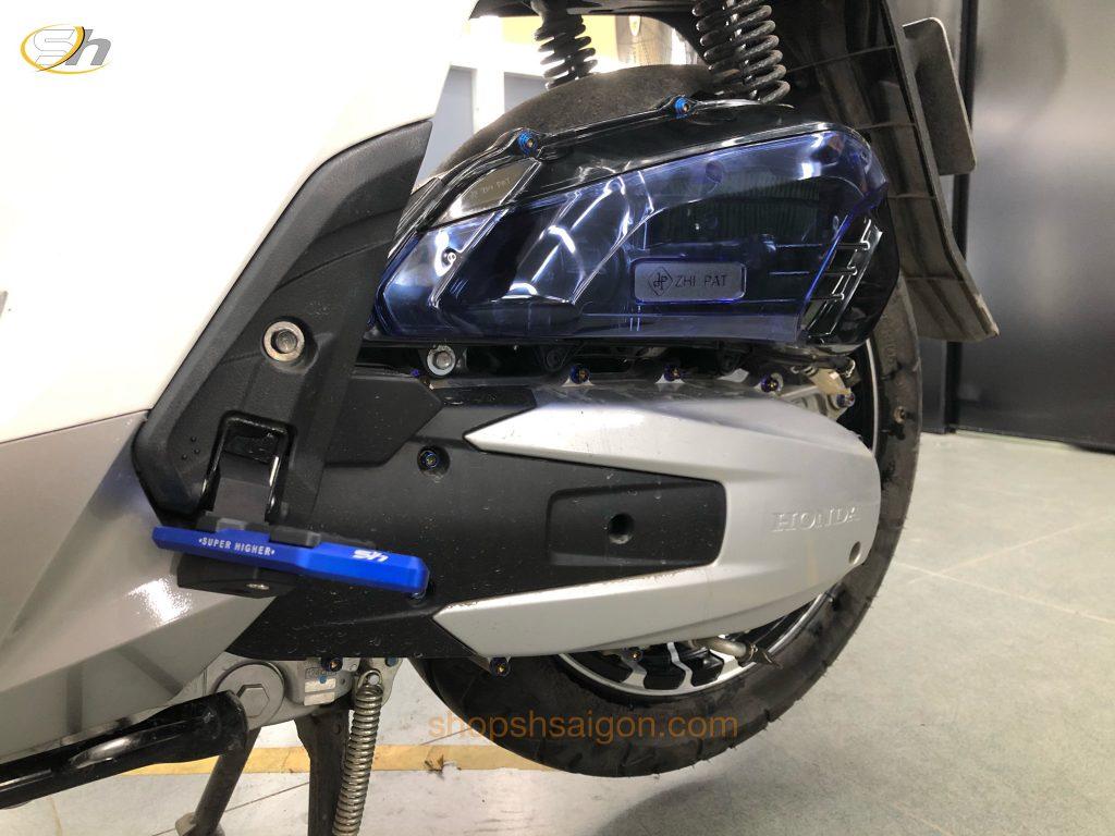 """Honda SH Việt phiên bản 2019 cùng với gói độ """"Kịch độc"""" tại Shop SH Sài Gòn. 5"""