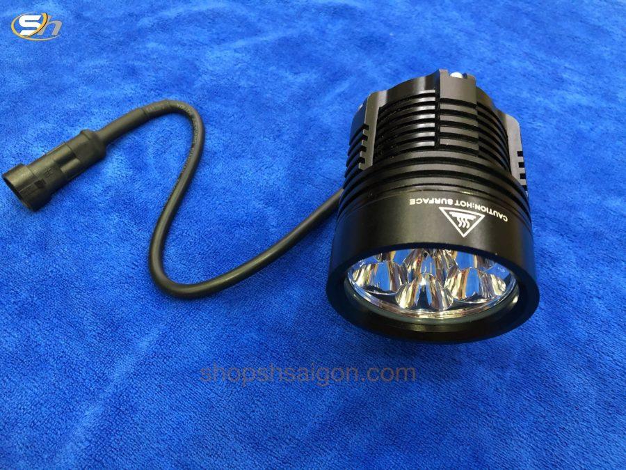 Đèn Led trợ sáng Motorfans 1