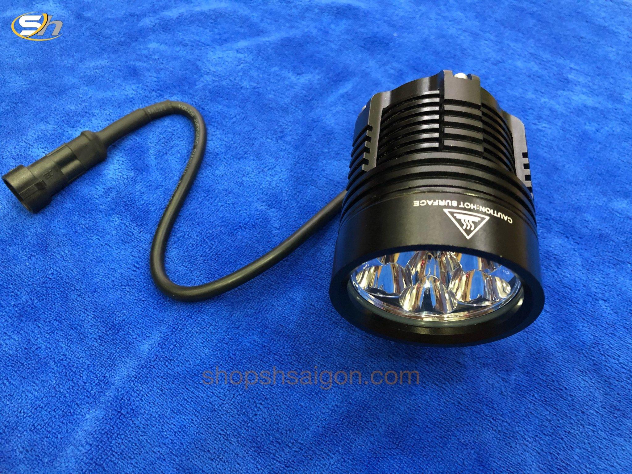 Đèn Led trợ sáng Motorfans 3
