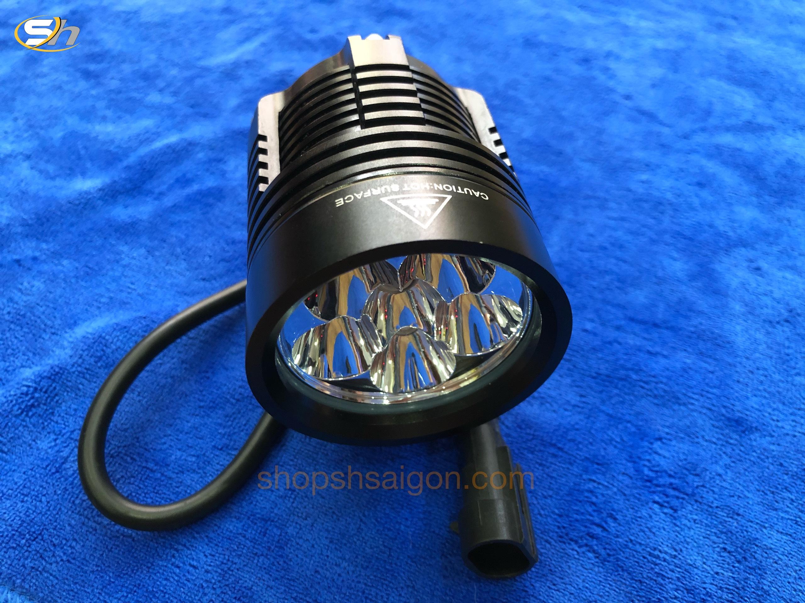 Đèn Led trợ sáng Motorfans 6