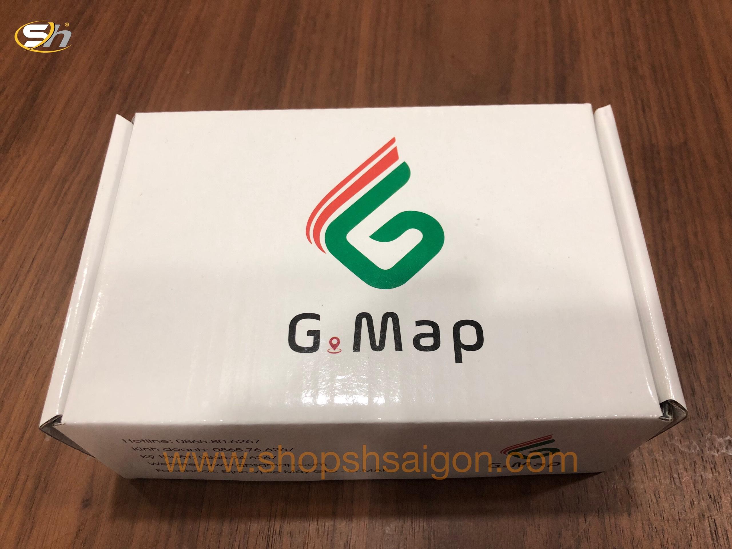 Định vị G-MAP - Made in Taiwan 2
