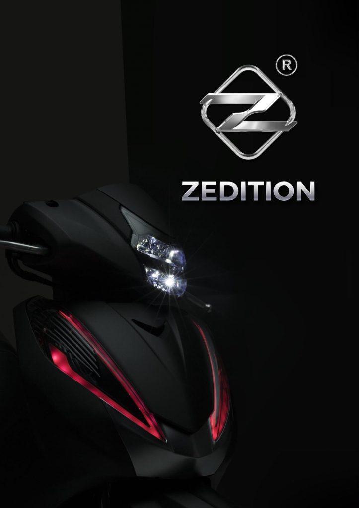 Hình ảnh nhá hàng thương hiệu cùng Logo chính thức của phiên bản dàn áo 2019 của Zhipat
