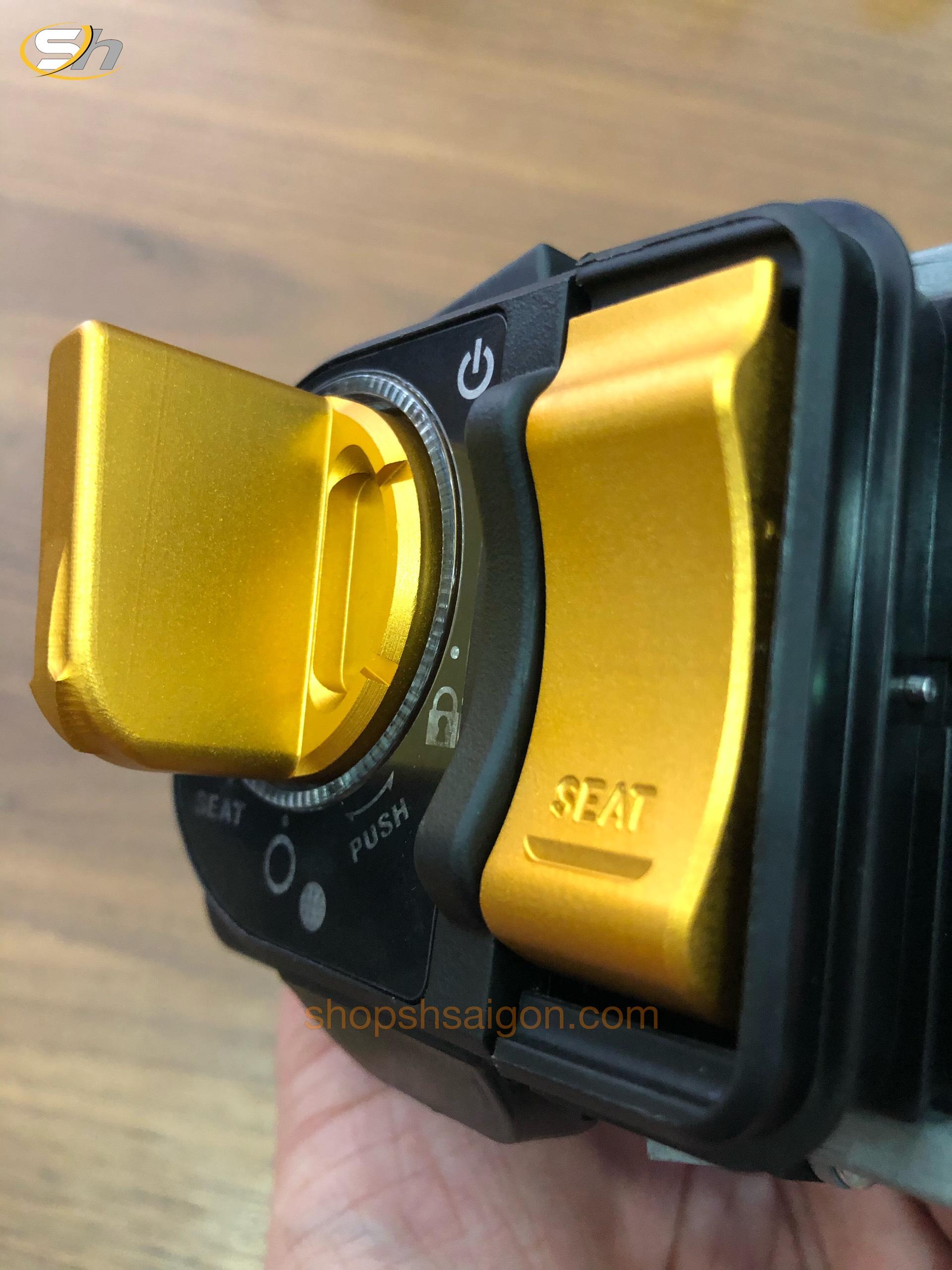 Combo Núm và Nút Seat Smartkey SH CNC 10
