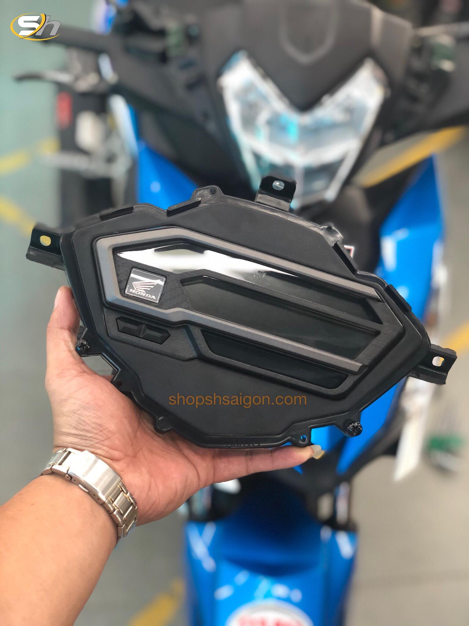 Bộ đồng hồ Winner X gắn cho Winner V1/ RS150R/ Supra GTS 3