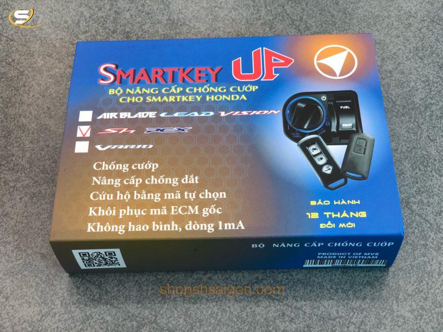 Bộ ECU Chống cướp - Quên tắt máy xe SMARTKEY UP 1