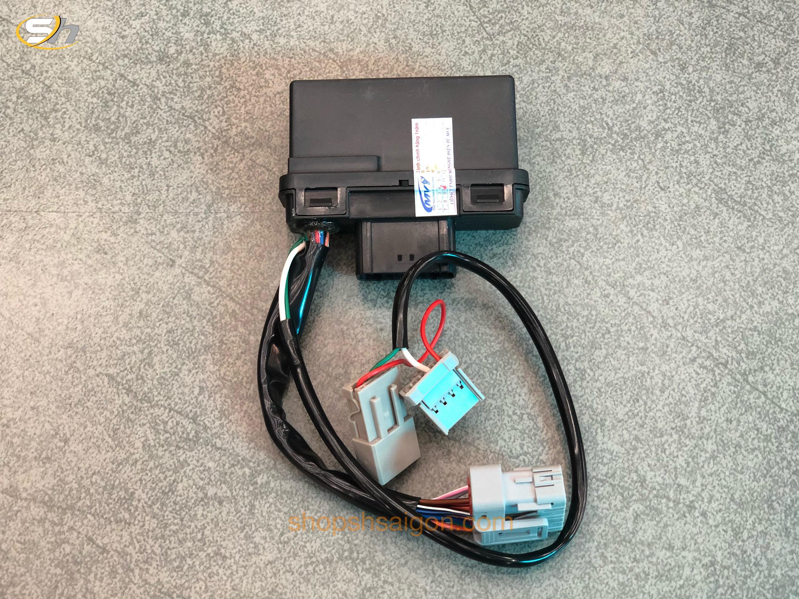 Bộ ECU Chống cướp - Quên tắt máy xe SMARTKEY UP 2
