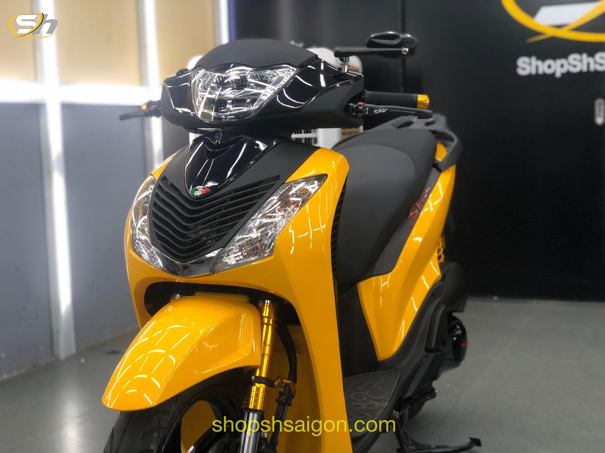 SHVN 2012 - 2019 Độ FULL SH Ý VX 3