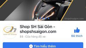 Tổng hợp Mẫu xe và đồ chơi xe được anh em biker ưa thích tại Shop SH Sài Gòn 15