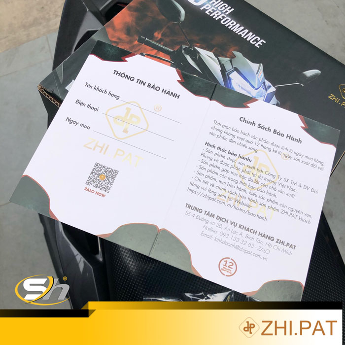 Đèn pha Led Winner V1 - Zhi.Pat 18