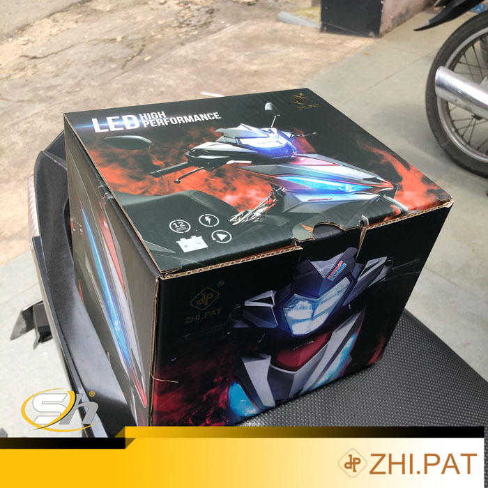 Đèn pha Led Winner V1 - Zhi.Pat 12
