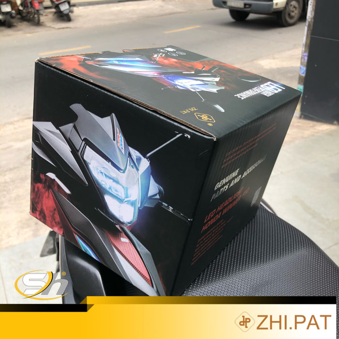 Đèn pha Led Winner V1 - Zhi.Pat 13