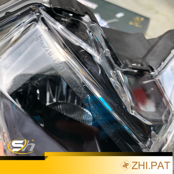 Đèn pha Led Winner V1 - Zhi.Pat 15