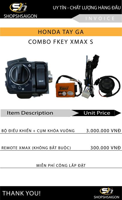 giá xmax