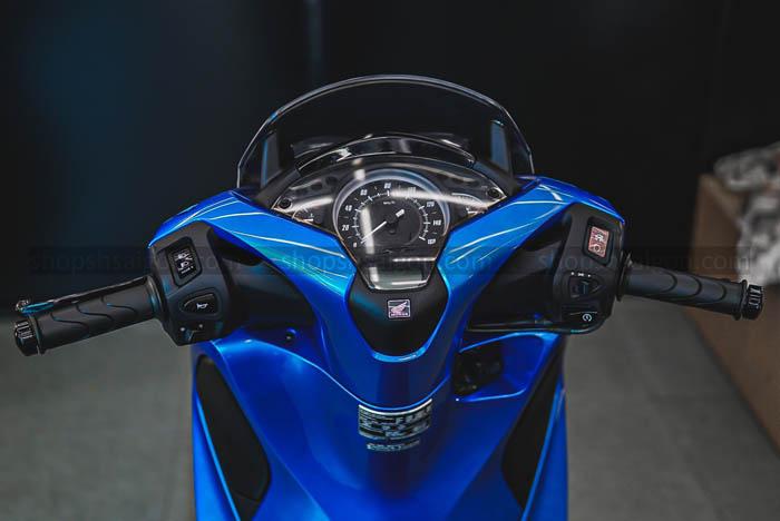 sh 2018 dọn nguyên chiếc màu xanh dương