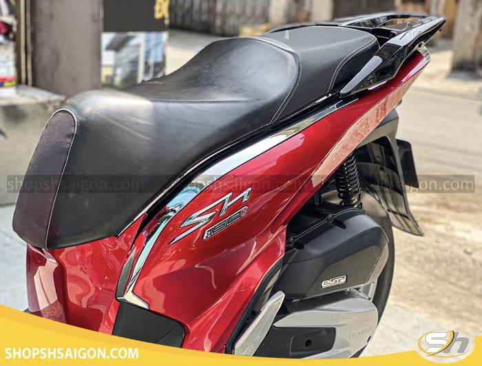 Độ dàn áo Z-Edition kiểu SH 300i cho SH 2012-2019 9