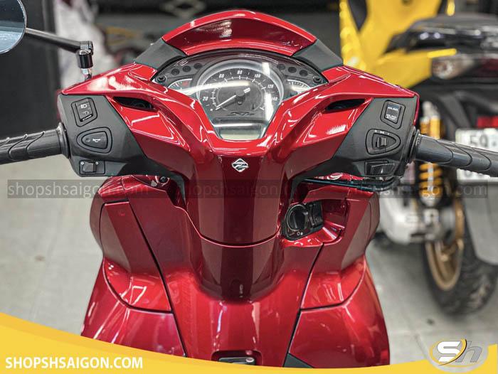 Độ dàn áo Z-Edition kiểu SH 300i cho SH 2012-2019 4