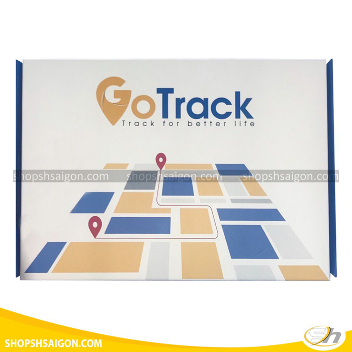 Thiết bị định Vị GT203 - GoTrack 3