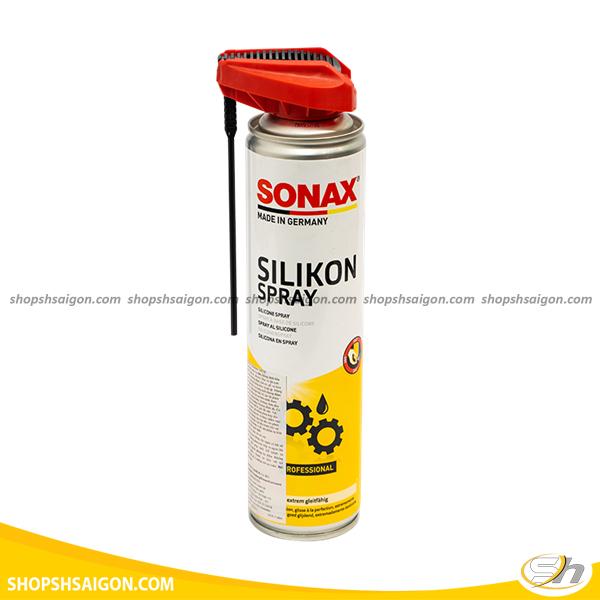 Sillicon Chống Kêu Cánh Cửa Sonax Silicone Spray - 348300 1
