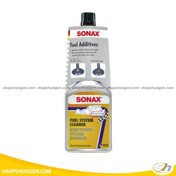 Chất Làm Sạch Hệ Thống Xăng Sonax Fuel Additives - 515100 2